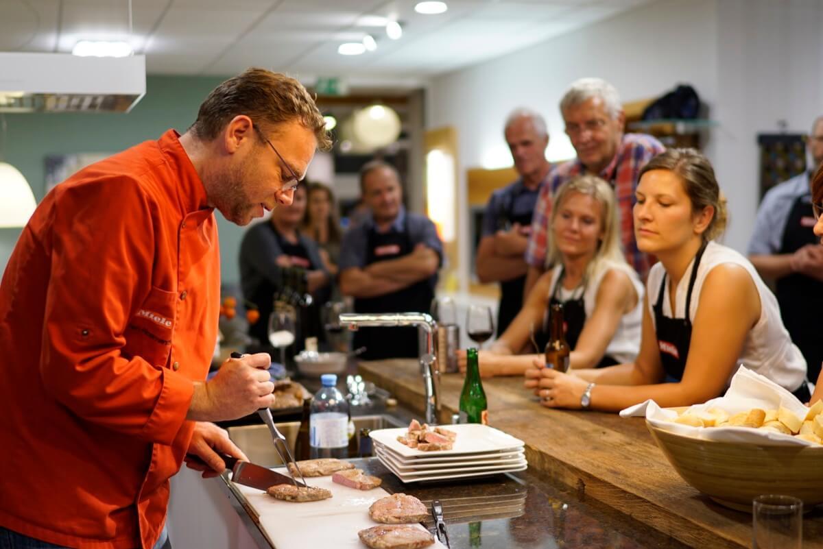 Kochen bei Böhm-Mitsch